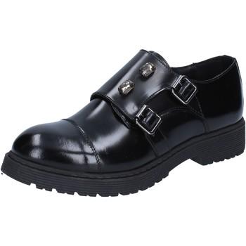 Obuća Žene  Derby cipele Islo classiche nero pelle lucida BZ224 Nero