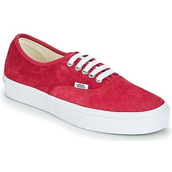 Obuća Niske tenisice Vans AUTHENTIC Red
