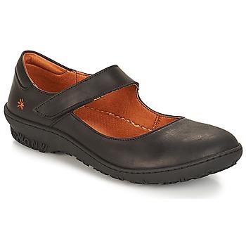 Obuća Žene  Balerinke i Mary Jane cipele Art ANTIBES Crna