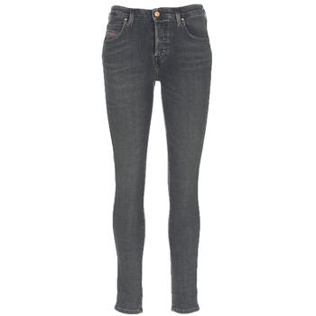 Odjeća Žene  Slim traperice Diesel BABHILA Siva / 084vq