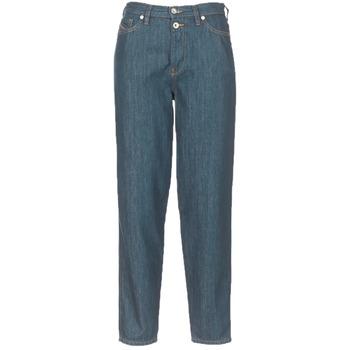 Odjeća Žene  Traperice ravnog kroja Diesel ALYS Blue / 084ur