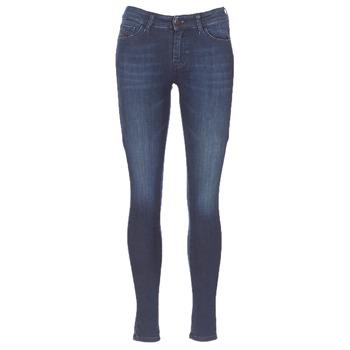 Odjeća Žene  Skinny traperice Diesel SLANDY Blue / 681g