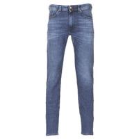 Odjeća Muškarci  Slim traperice Diesel THOMMER Blue / 084uh