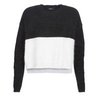 Odjeća Žene  Puloveri Diesel M AIRY Crna / Bijela