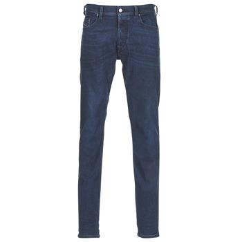 Odjeća Muškarci  Slim traperice Diesel TEPPHAR Blue / 084zc