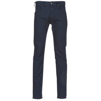 Odjeća Muškarci  Slim traperice Diesel THOMMER Blue / 085aq