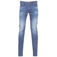 Odjeća Muškarci  Skinny traperice Diesel SLEENKER Blue / 084yk