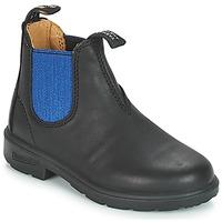 Obuća Djeca Polučizme Blundstone KIDS BOOT Crna / Blue