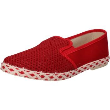Obuća Muškarci  Slip-on cipele Caffenero AE159 Crvena