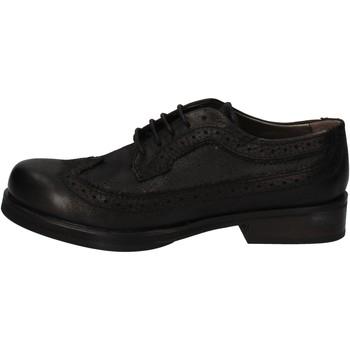 Obuća Žene  Derby cipele Crime London classiche nero pelle AE323 Nero