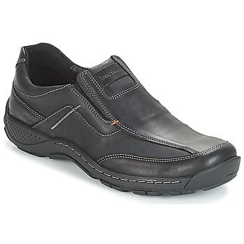 Obuća Muškarci  Derby cipele Josef Seibel Nolan 18 Crna