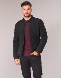 Odjeća Muškarci  Pernate jakne Guess NINIIE Crna