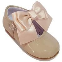 Obuća Djevojčica Derby cipele & Oksfordice Bambi 19580 Smeđa