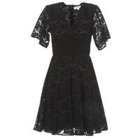 Odjeća Žene  Kratke haljine Derhy DAMOISELLE Black