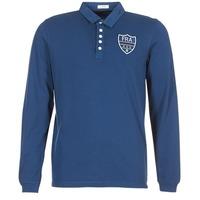 Odjeća Muškarci  Polo majice dugih rukava Serge Blanco POLO France Blue