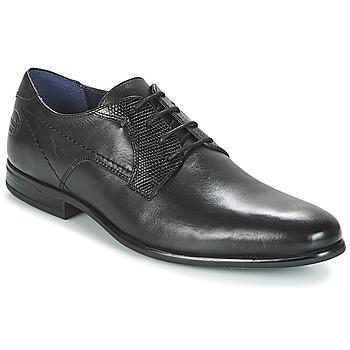 Obuća Muškarci  Derby cipele Dockers by Gerli HERAN Crna