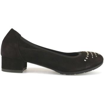 Obuća Žene  Balerinke i Mary Jane cipele Calpierre Dekolte Cipela AJ377 Smeđa