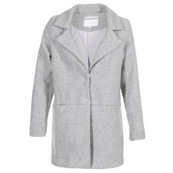 Odjeća Žene  Kaputi Vila VIDORY Siva