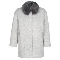Odjeća Žene  Kaputi Le Temps des Cerises DUCHESSE Grey