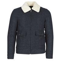 Odjeća Muškarci  Kaputi Sisley FADVIN Siva
