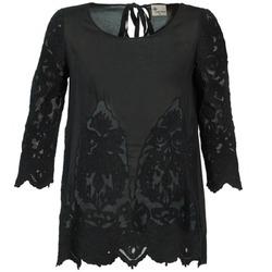 Odjeća Žene  Topovi i bluze Stella Forest ALANE Crna