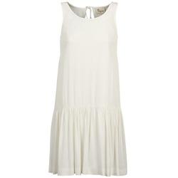 Odjeća Žene  Kratke haljine Stella Forest DELFINEZ Krem boja