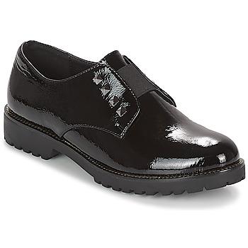 Obuća Žene  Derby cipele Lola Espeleta ESTAPHANIA Crna