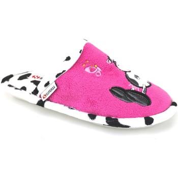 Obuća Djevojčica Papuče Superga AJ742 Ružičasta