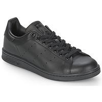 Obuća Niske tenisice adidas Originals STAN SMITH Crna