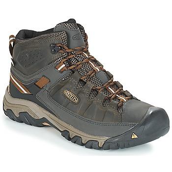 Obuća Muškarci  Pješaćenje i planinarenje Keen TARGHEE III MID WP Kaki