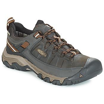 Obuća Muškarci  Pješaćenje i planinarenje Keen TARGHEE III WP Khaki