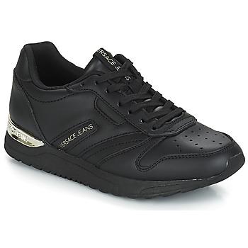 Obuća Žene  Niske tenisice Versace Jeans TAPADO Black
