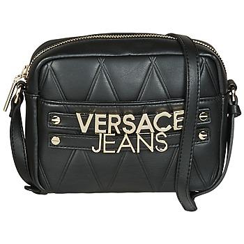 Torbe Žene  Torbe za nošenje preko tijela Versace Jeans SOTARA Crna