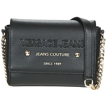 Torbe Žene  Torbe za nošenje preko tijela Versace Jeans SINLAGA Black