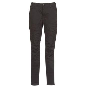 Odjeća Žene  Cargo hlače G-Star Raw ROVIC MID SKINNY Crna