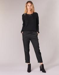Odjeća Žene  Lagane hlače / Šalvare G-Star Raw BRONSON JOG Crna