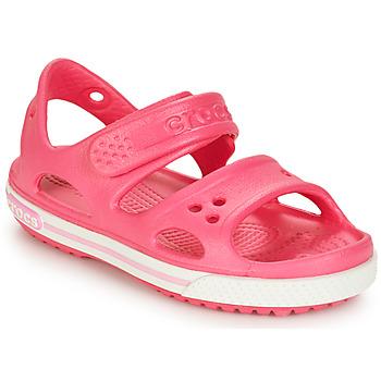 Obuća Djevojčica Sandale i polusandale Crocs CROCBAND II SANDAL PS Ružičasta