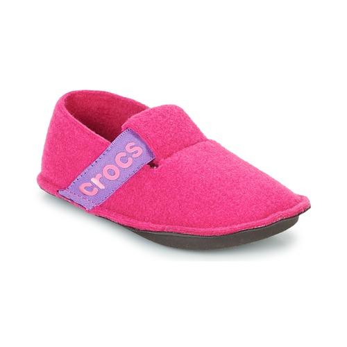 Obuća Djevojčica Papuče Crocs CLASSIC SLIPPER K Ružičasta