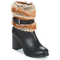 Obuća Žene  Gležnjače LPB Shoes JESSY Crna