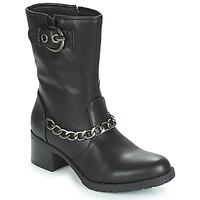 Obuća Žene  Gležnjače LPB Shoes LOANNE Crna