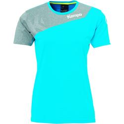 Odjeća Žene  Majice kratkih rukava Kempa Maillot femme  Core 2.0 bleu flash/gris