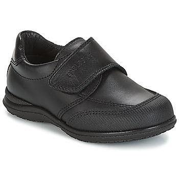 Obuća Dječak  Derby cipele Pablosky BAKLAVO Crna