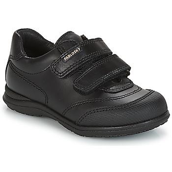 Obuća Dječak  Derby cipele Pablosky BAKKYLIN Crna