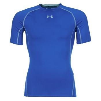 Odjeća Muškarci  Majice kratkih rukava Under Armour UA HG ARMOUR SS COMPRESSION Blue