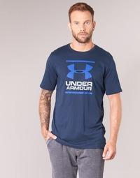 Odjeća Muškarci  Majice kratkih rukava Under Armour UA GL FOUNDATION SS T Blue