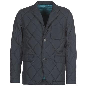 Odjeća Muškarci  Kratke jakne Vicomte A. ODIN QUILTED BLAZER Blue