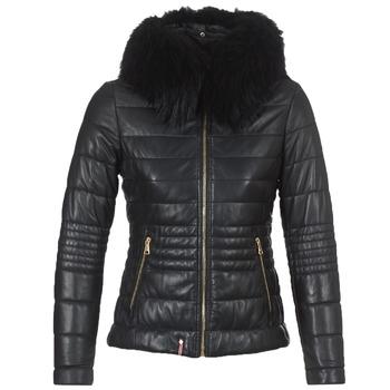 Odjeća Žene  Pernate jakne Oakwood JELLY Crna