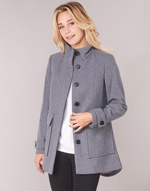 Odjeća Žene  Kaputi Benetton MARTINO Siva