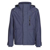 Odjeća Muškarci  Kratke jakne Benetton MARDAN Blue