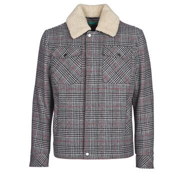 Odjeća Muškarci  Kaputi Benetton MADRILA Siva